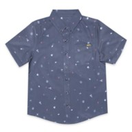 Star Wars ''Stay on Target'' RSVLTS Short Sleeve Shirt for Kids with KUNUFLEX