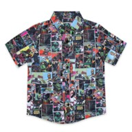 Star Wars ''Comic to the Dark Side'' RSVLTS Short Sleeve Shirt for Kids with KUNUFLEX