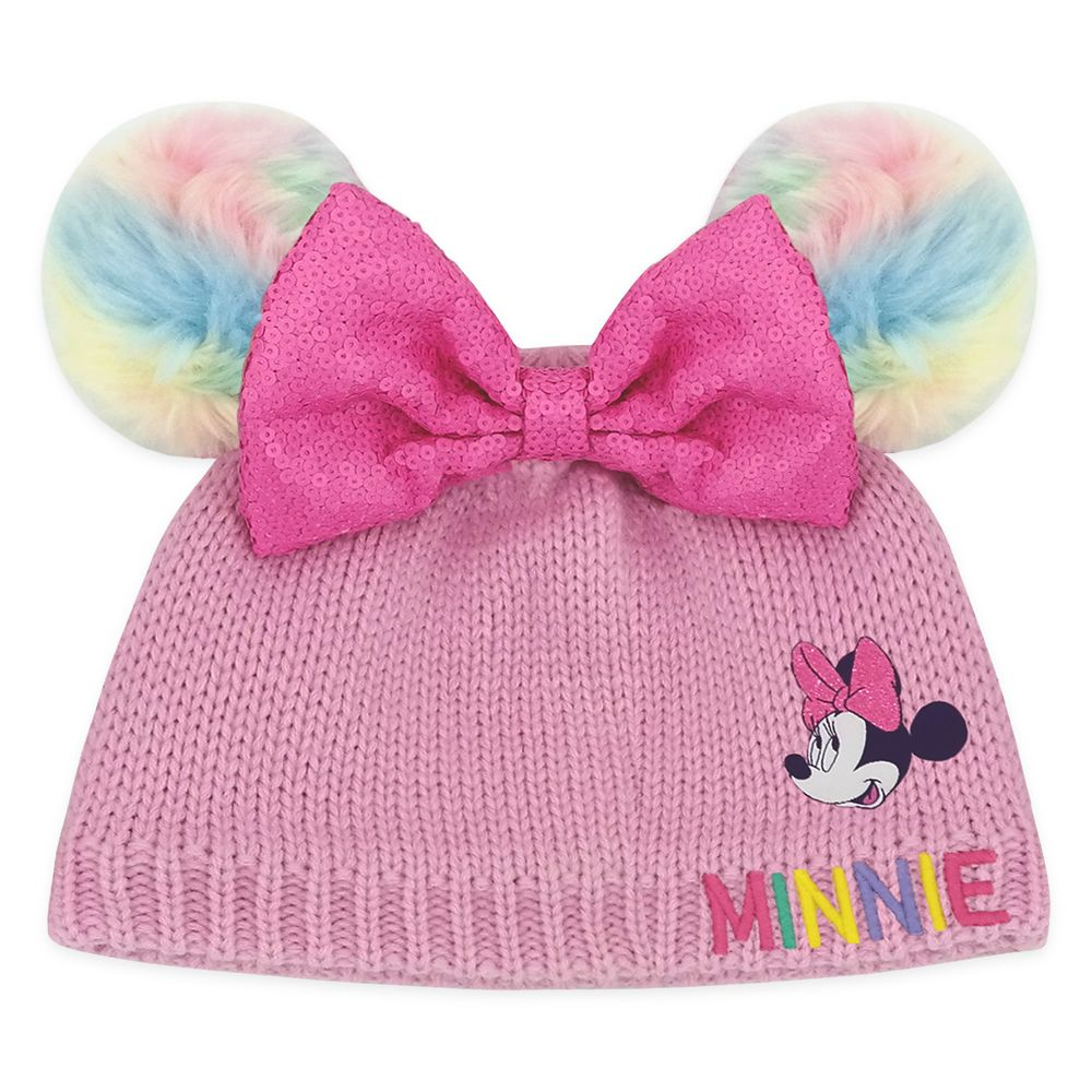 Minnie Mouse Winter Hat for Kids