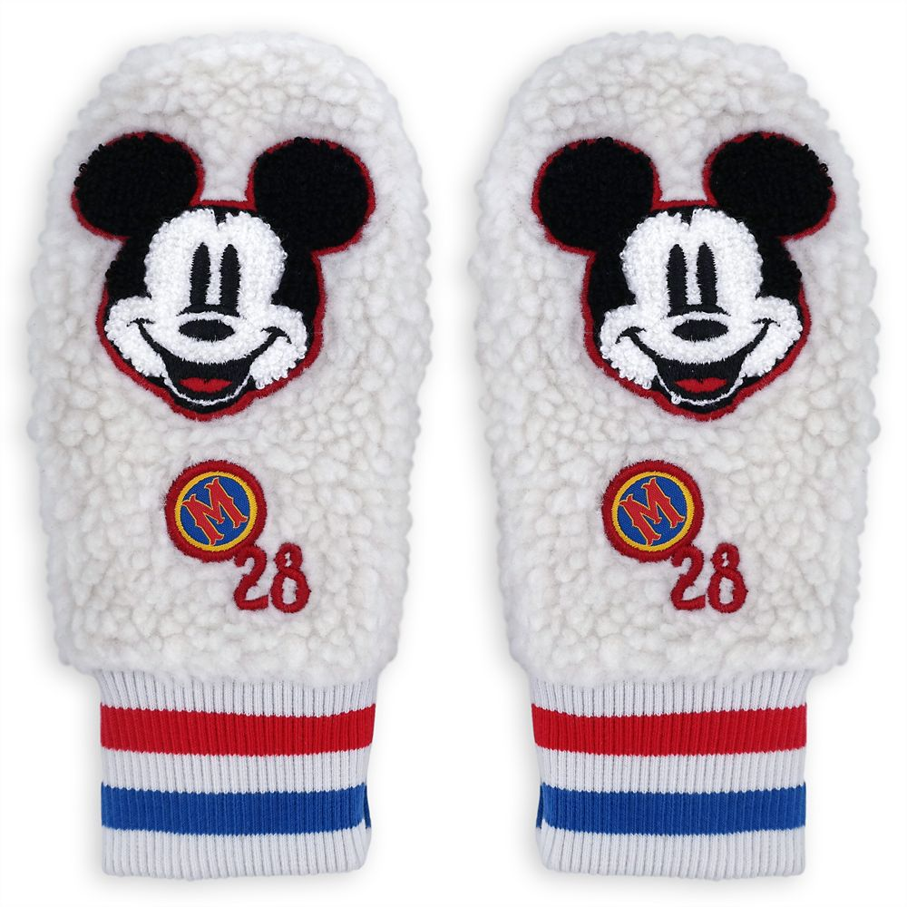 Mickey Mouse Mittens for Kids