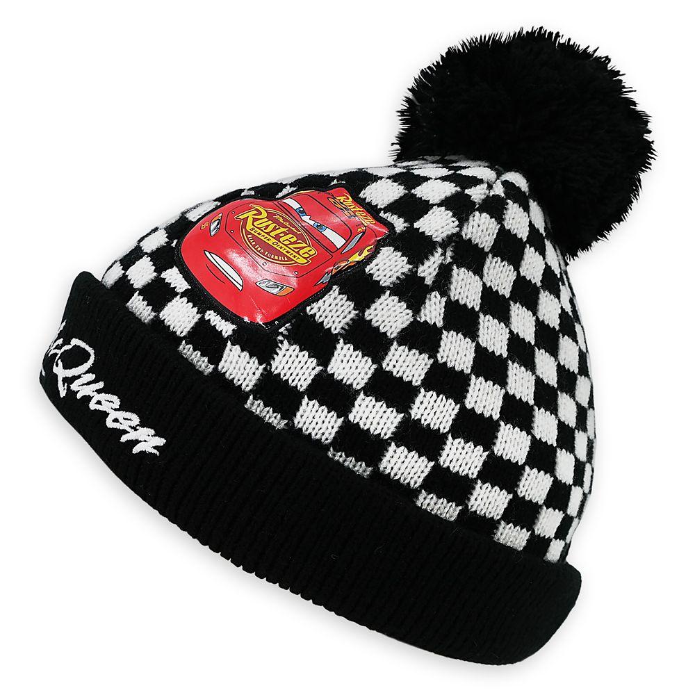 Lightning McQueen Winter Hat for Kids – Cars