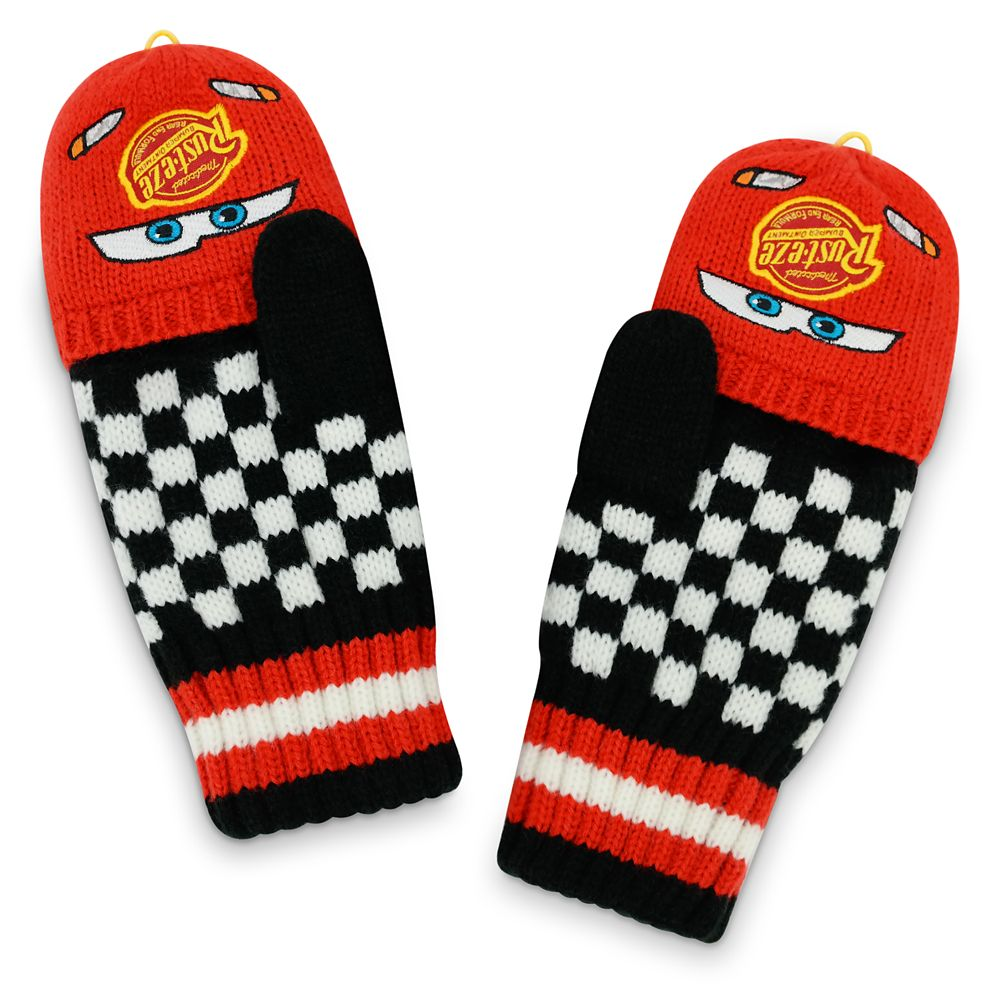 Cars Convertible Gloves for Kids