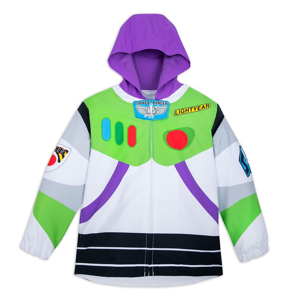 Buzz Lightyear Rain Jacket for Kids – Toy Story