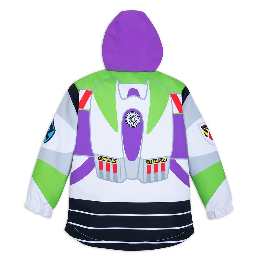 Buzz Lightyear Rain Jacket for Kids – Toy Story