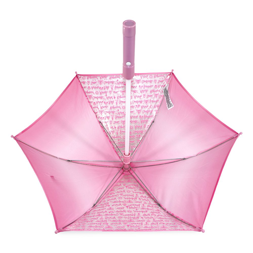 Disney Princess Light-Up Umbrella for Kids