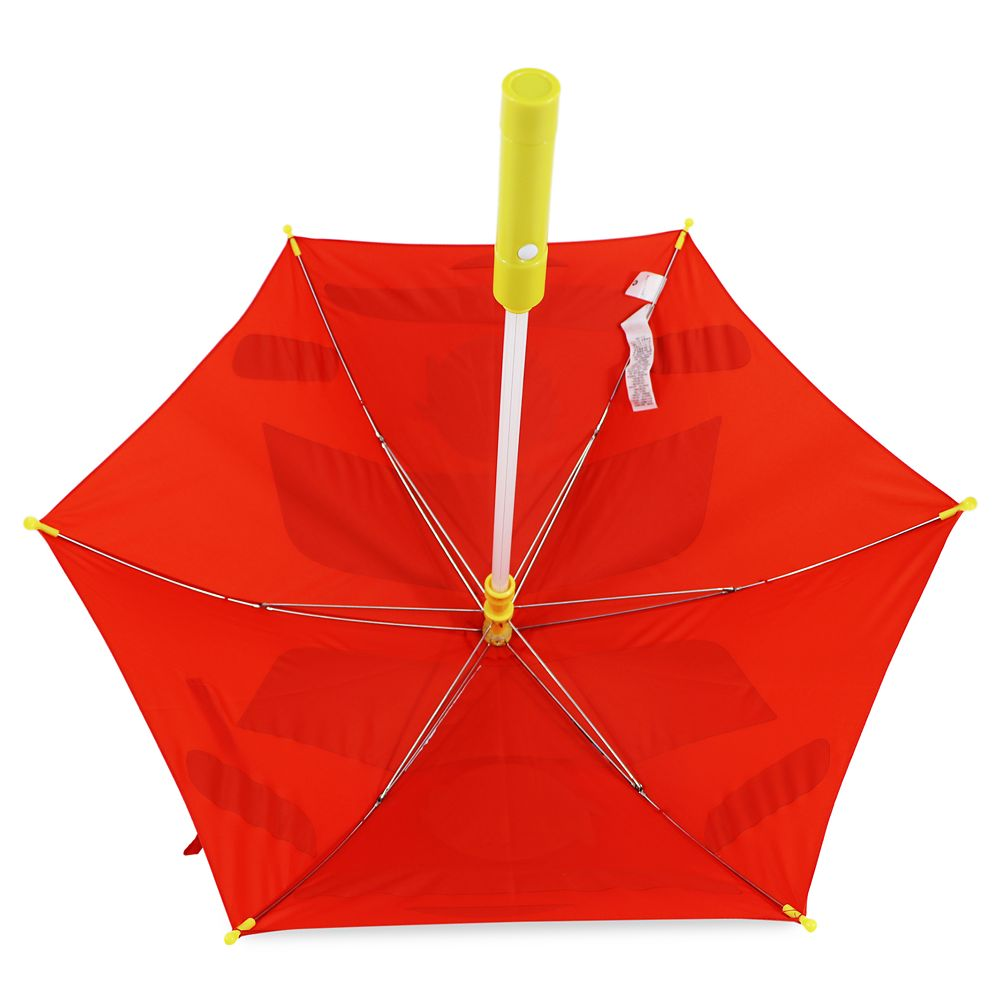 Lightning McQueen Light-Up Umbrella for Kids – Cars