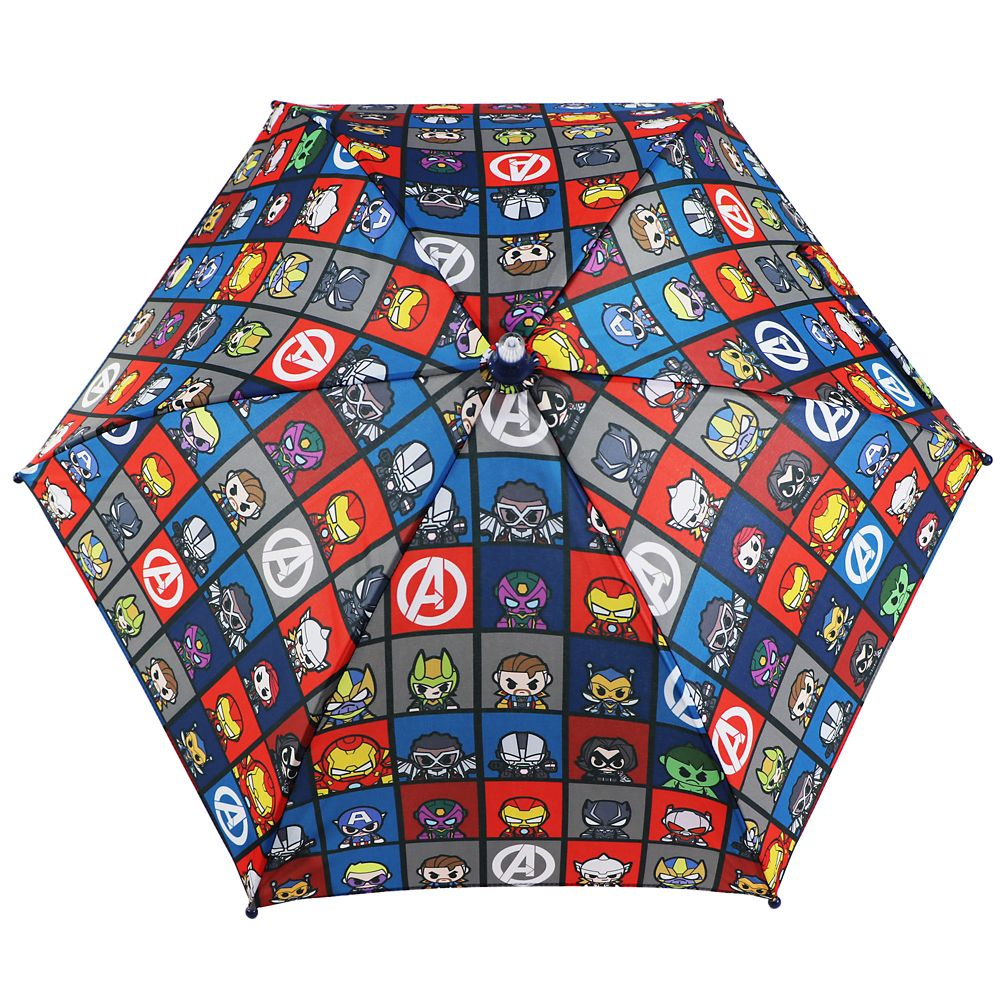 Marvel Avengers Light-Up Umbrella for Kids