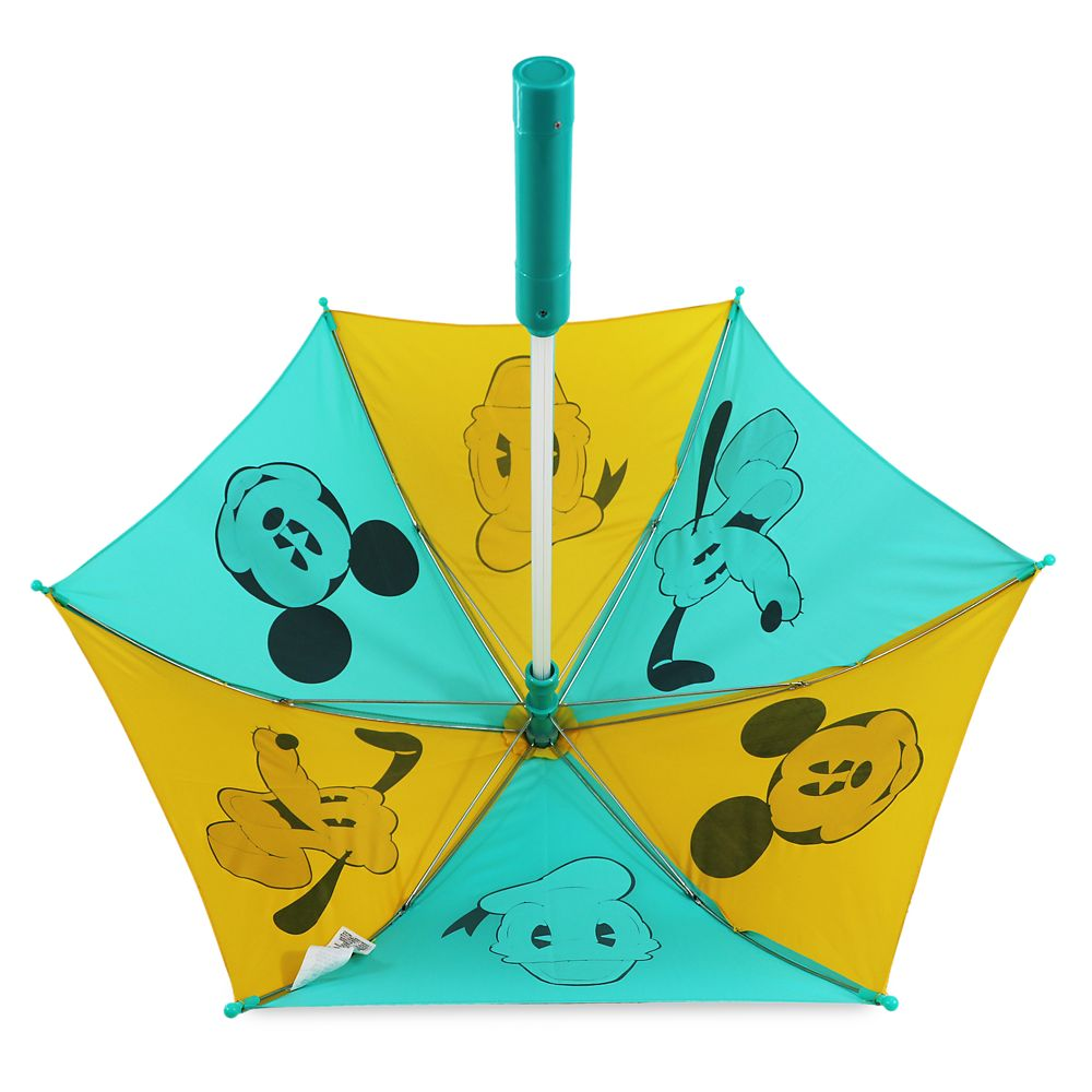Mickey Mouse and Friends Light-Up Umbrella for Kids