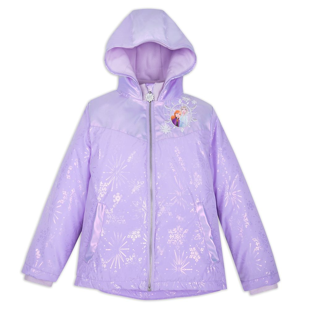 Elsa and Anna Rain Jacket for Kids – Frozen 2
