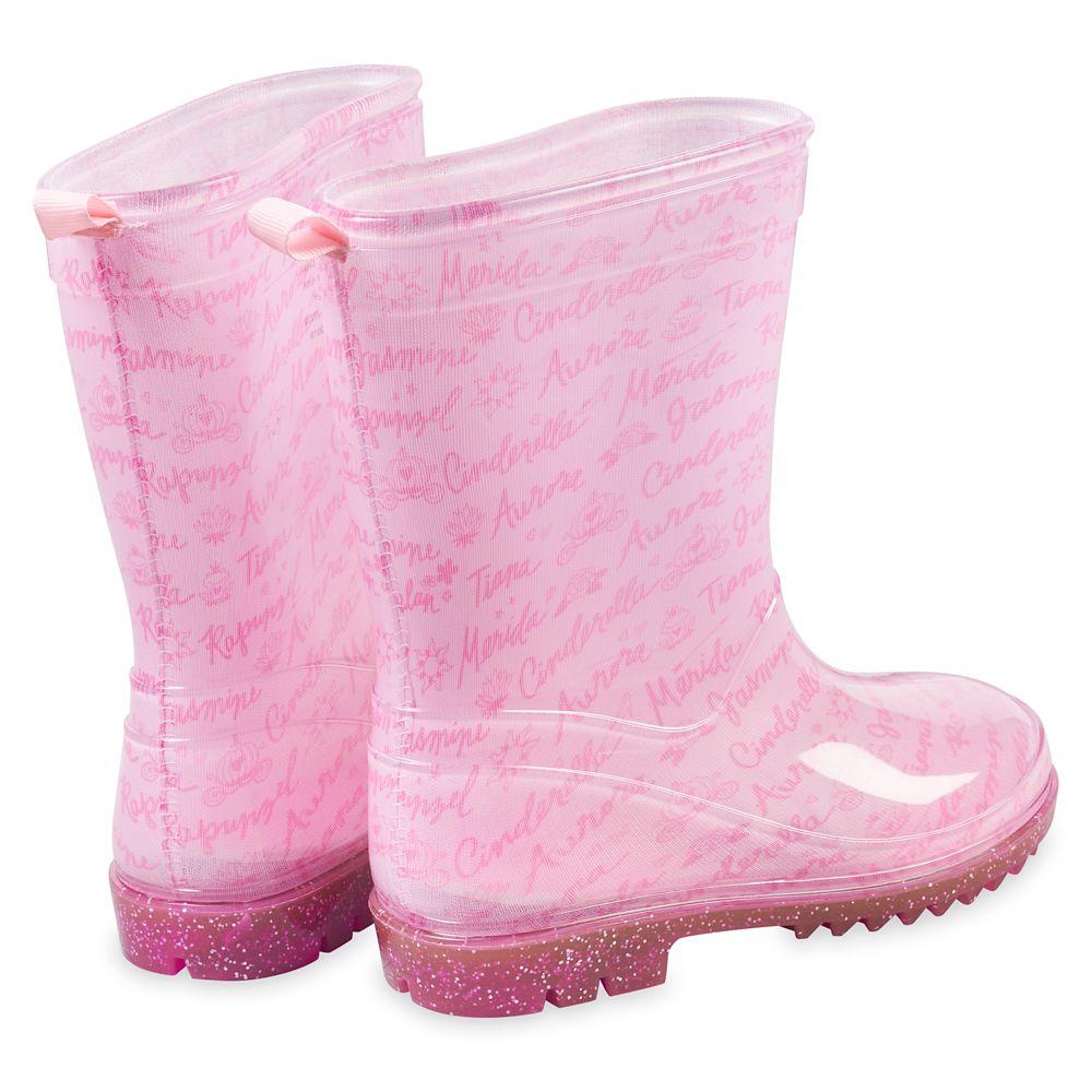 Disney Princess Rain Boots for Girls