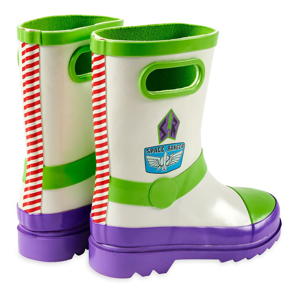 Buzz Lightyear Rain Boots for Kids – Toy Story 4