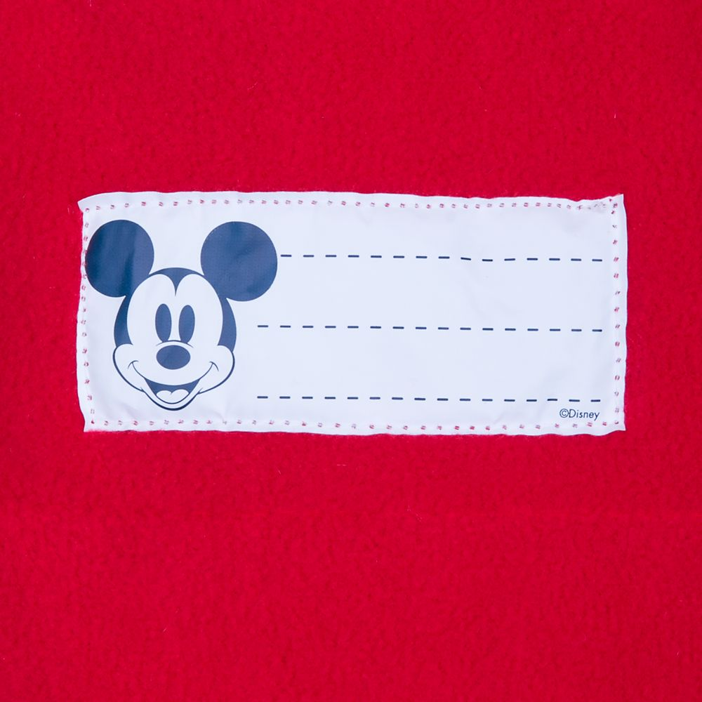 Mickey Mouse Rain Jacket for Kids