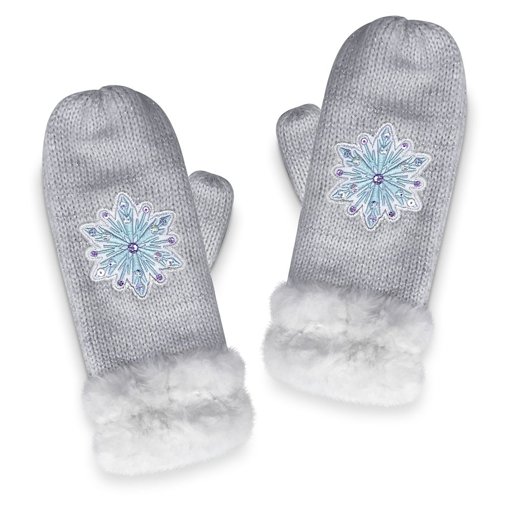 Frozen 2 Mittens for Kids