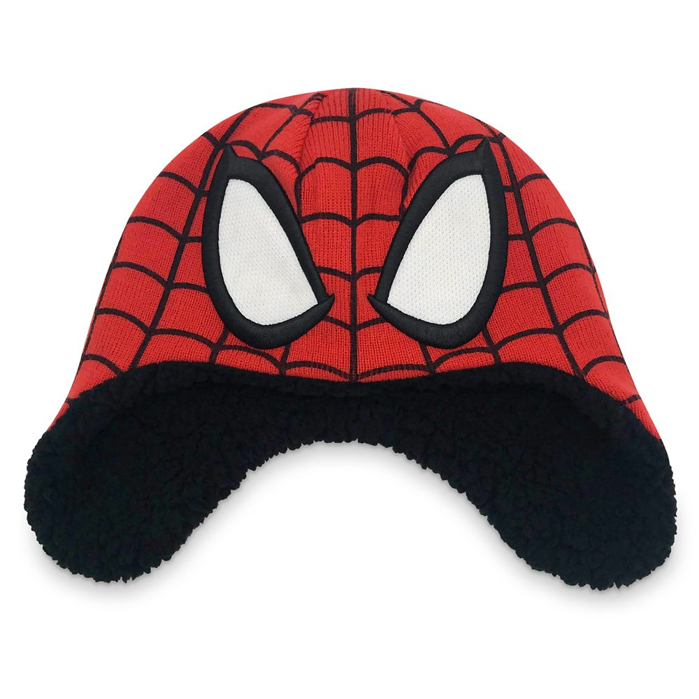 Spider-Man Winter Hat for Kids