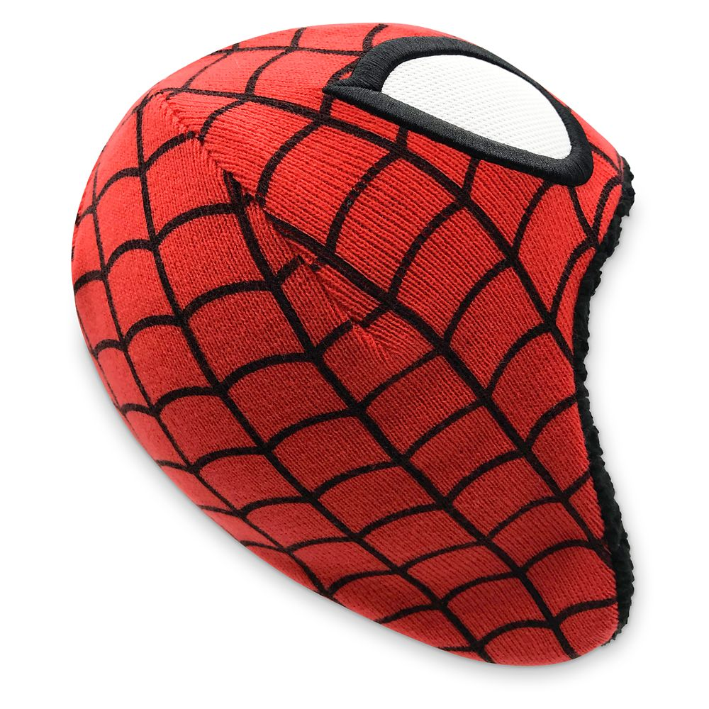 Spider-Man Winter Hat for Kids
