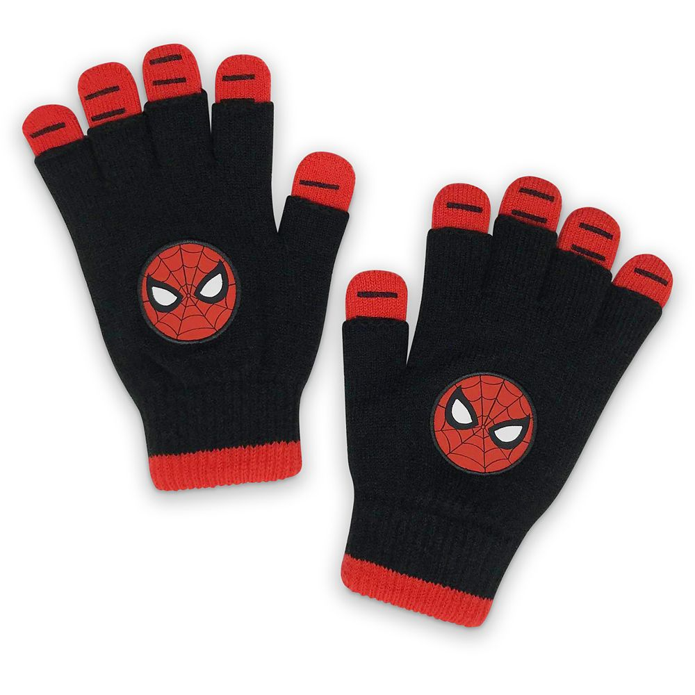 Spider-Man Gloves for Kids