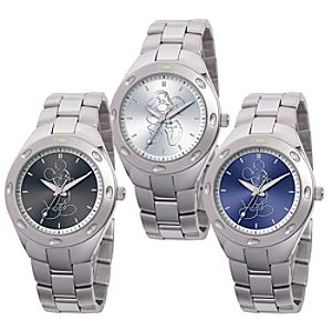 Stainless Steel Watch for Men - Customizable