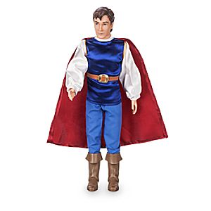 The Prince Classic Doll - Snow White and the Seven Dwarfs - 12'' H 6001040580386P