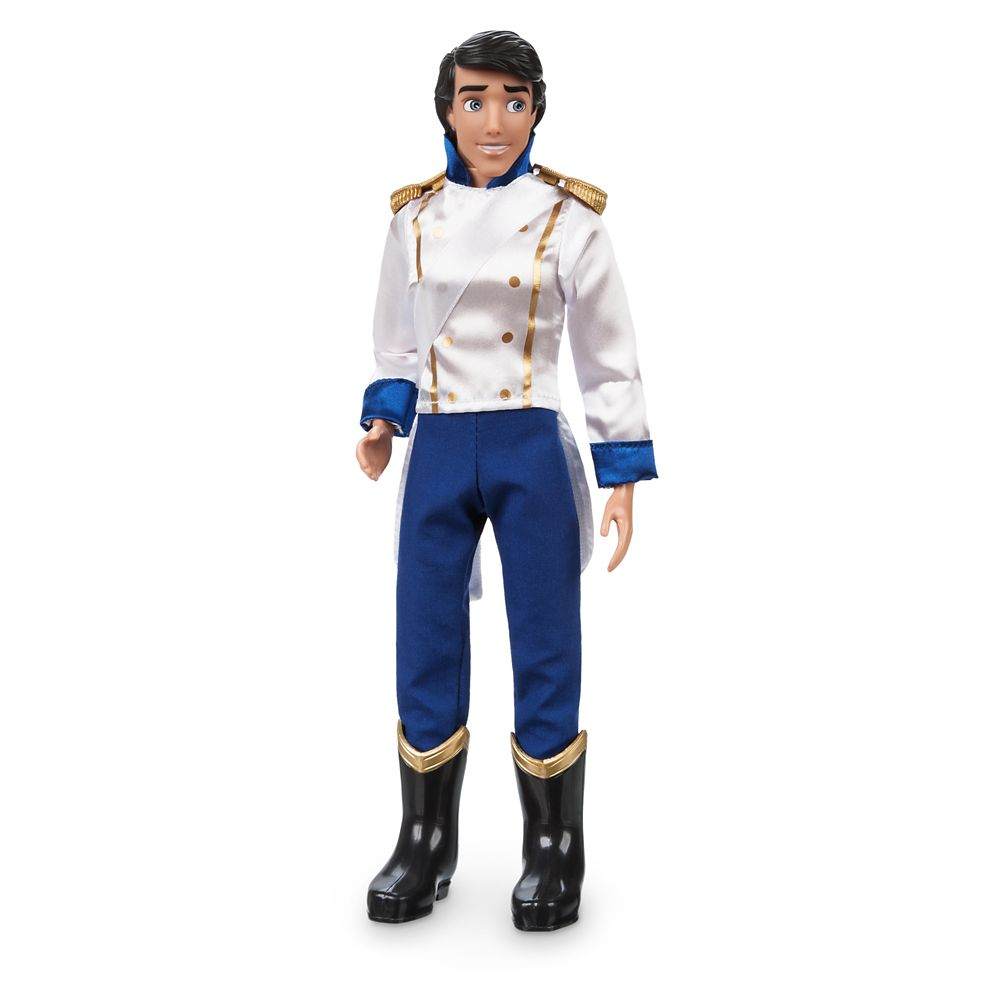 Prince Eric Classic Doll - The Little Mermaid - 12
