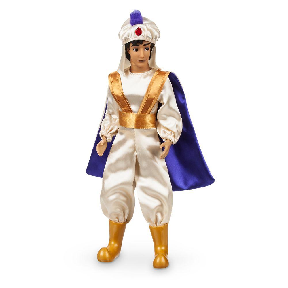 Aladdin as Prince Ali Classic Doll – 12''