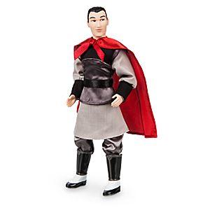 Li Shang Classic Doll - Mulan - 12''
