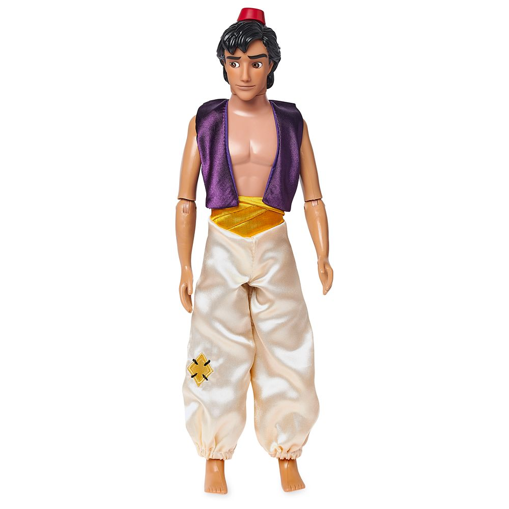 Aladdin Classic Doll  12'' Official shopDisney