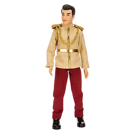 Prince Charming Classic Doll - Cinderella - 12''