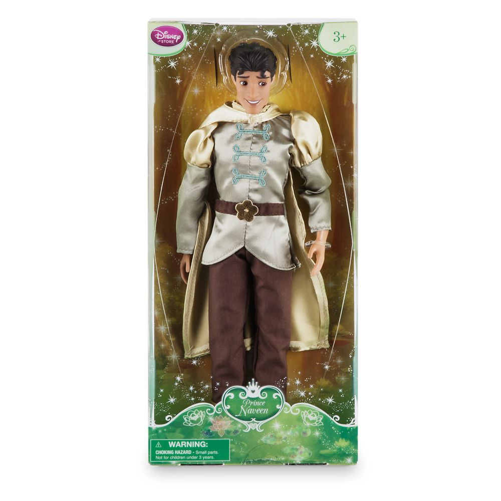 Prince Naveen Classic Doll – The Princess and the Frog – 12''
