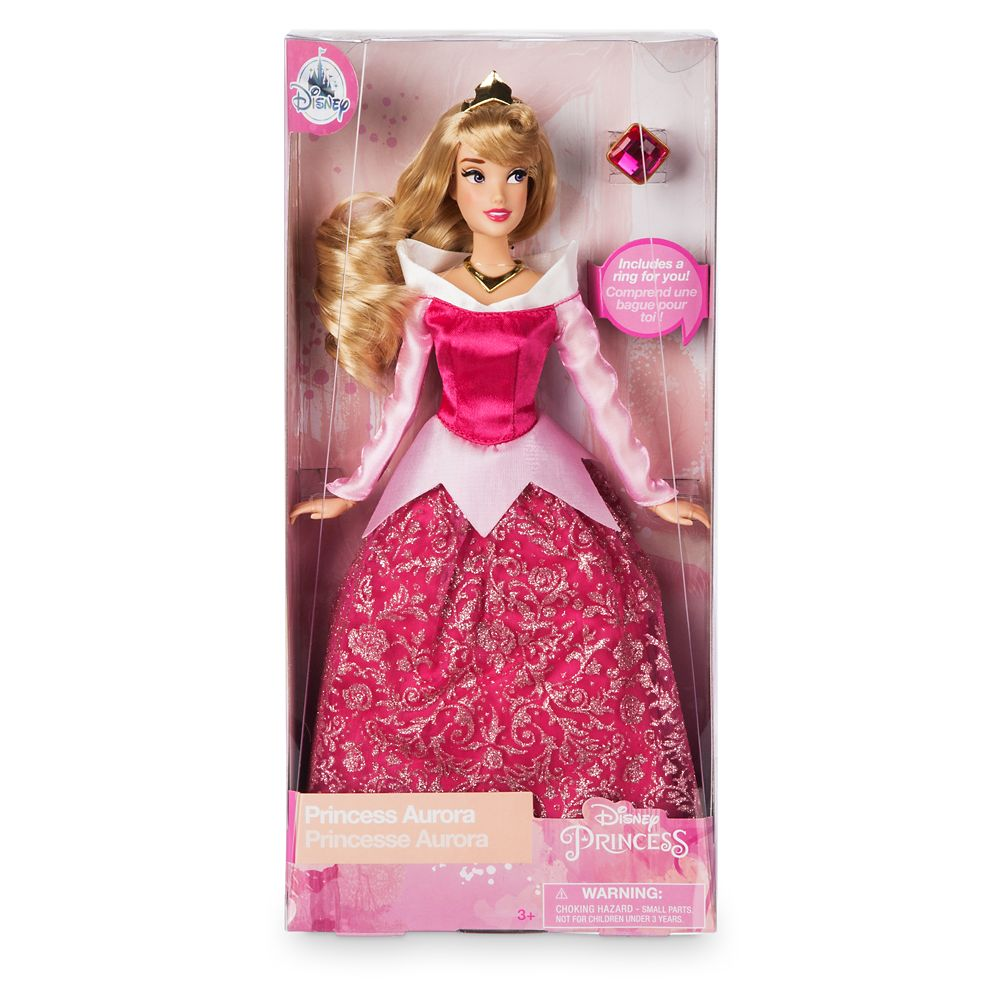 Aurora Classic Doll with Ring – Sleeping Beauty – 11 1/2''