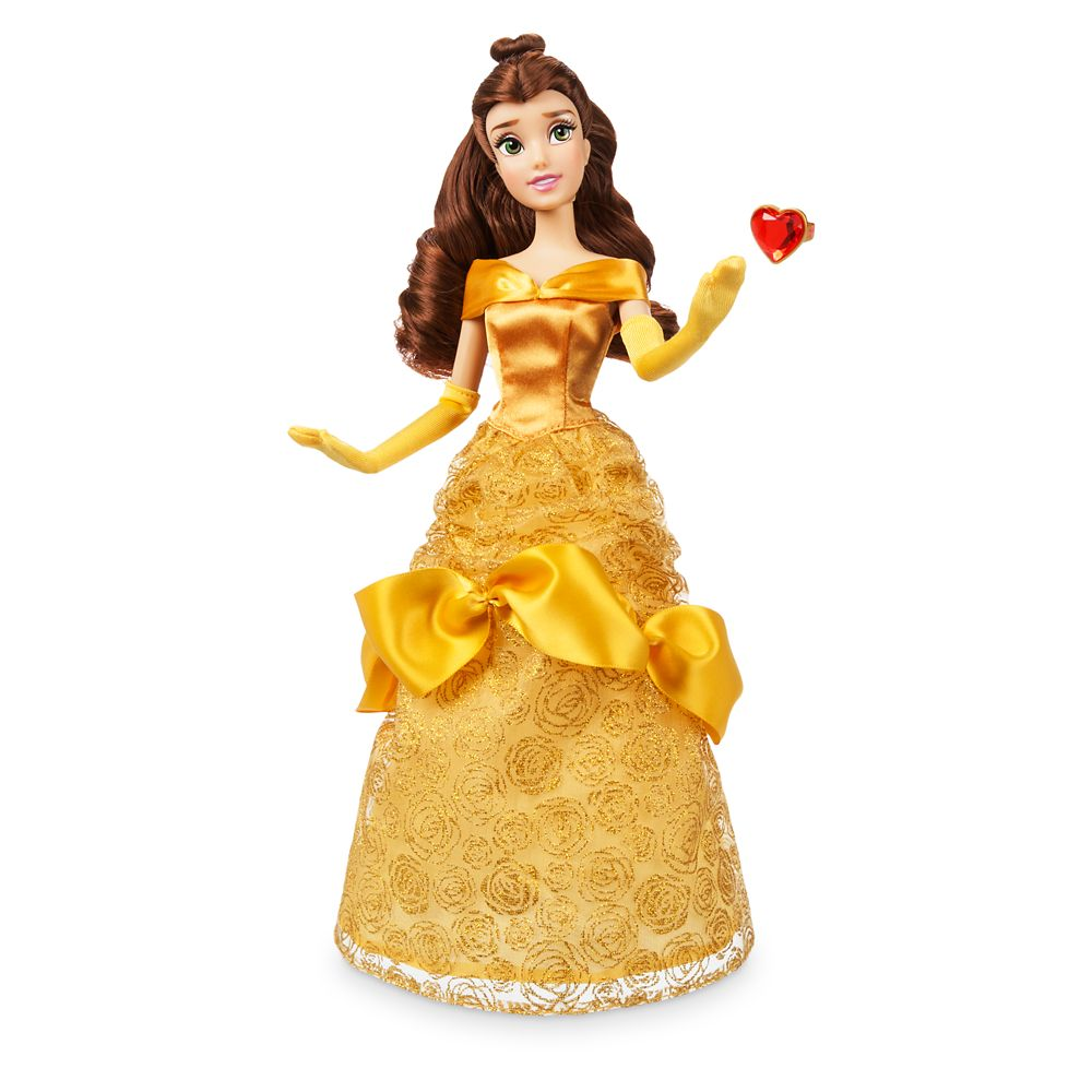 Belle Classic Doll with Ring – Beauty and the Beast – 11 1/2''