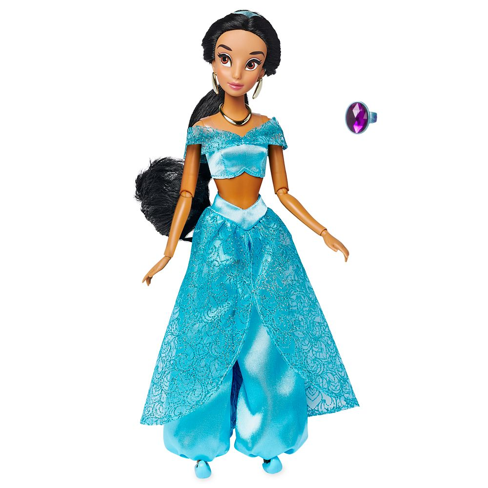 Jasmine Classic Doll with Ring – Aladdin – 11 1/2''