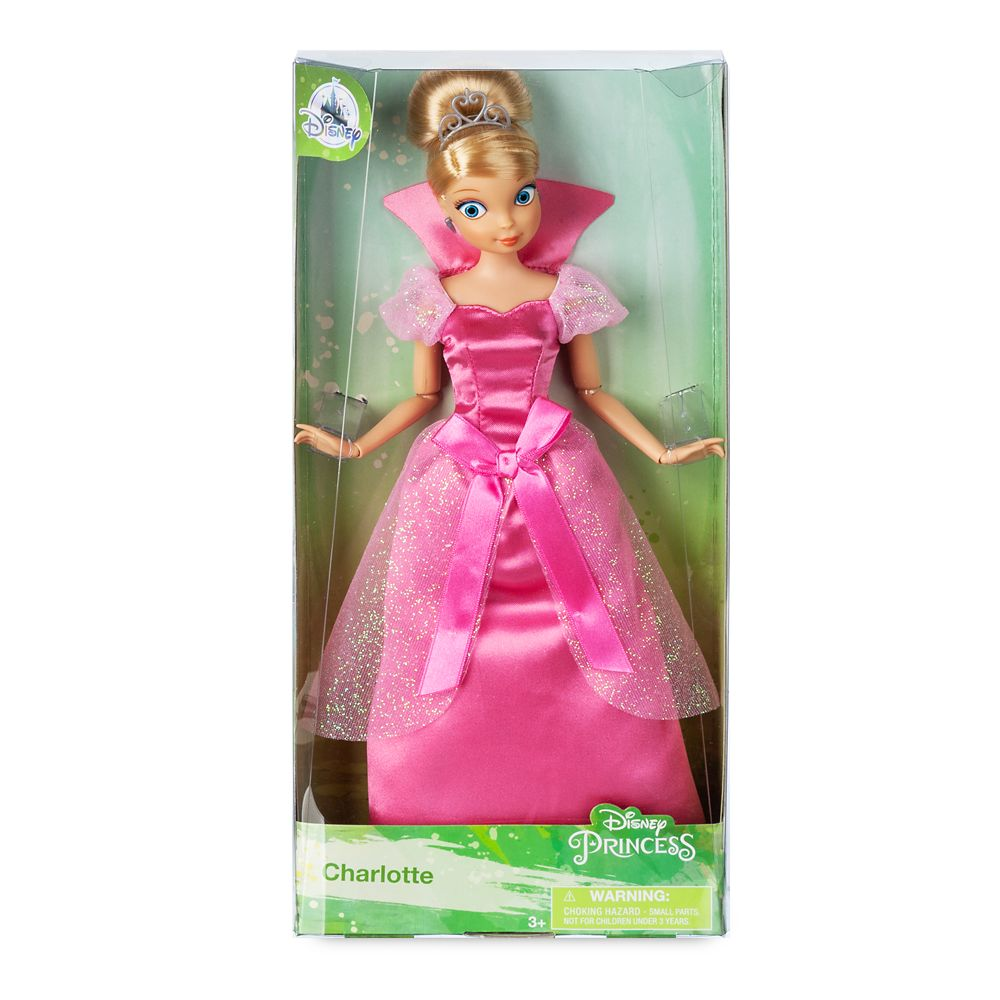 Charlotte Classic Doll – The Princess and the Frog – 11''