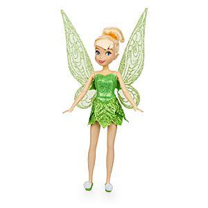 Tinker Bell Classic Flutter Doll - 10