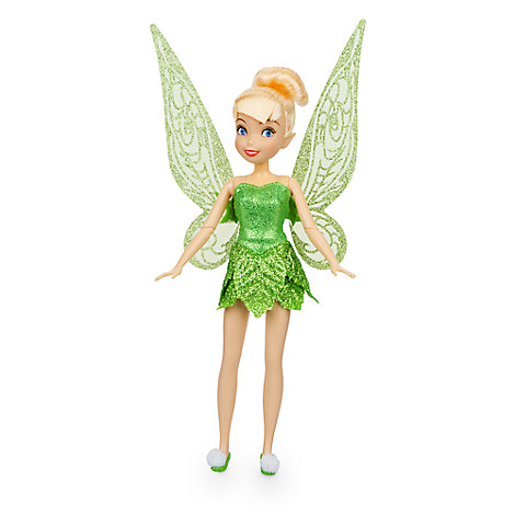 Tinker Bell Classic Flutter Doll - 10''