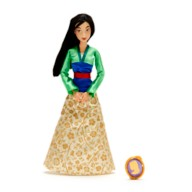 Mulan Classic Doll with Pendant – 11 1/2''