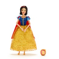 Snow White Classic Doll with Pendant – 11 1/2''