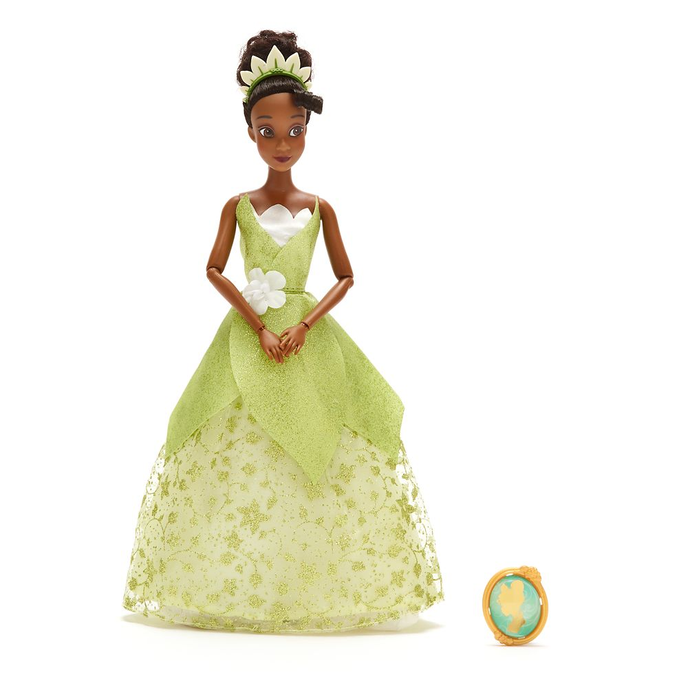 Disney Princess Tiana Classic Doll With Ring 11/""
