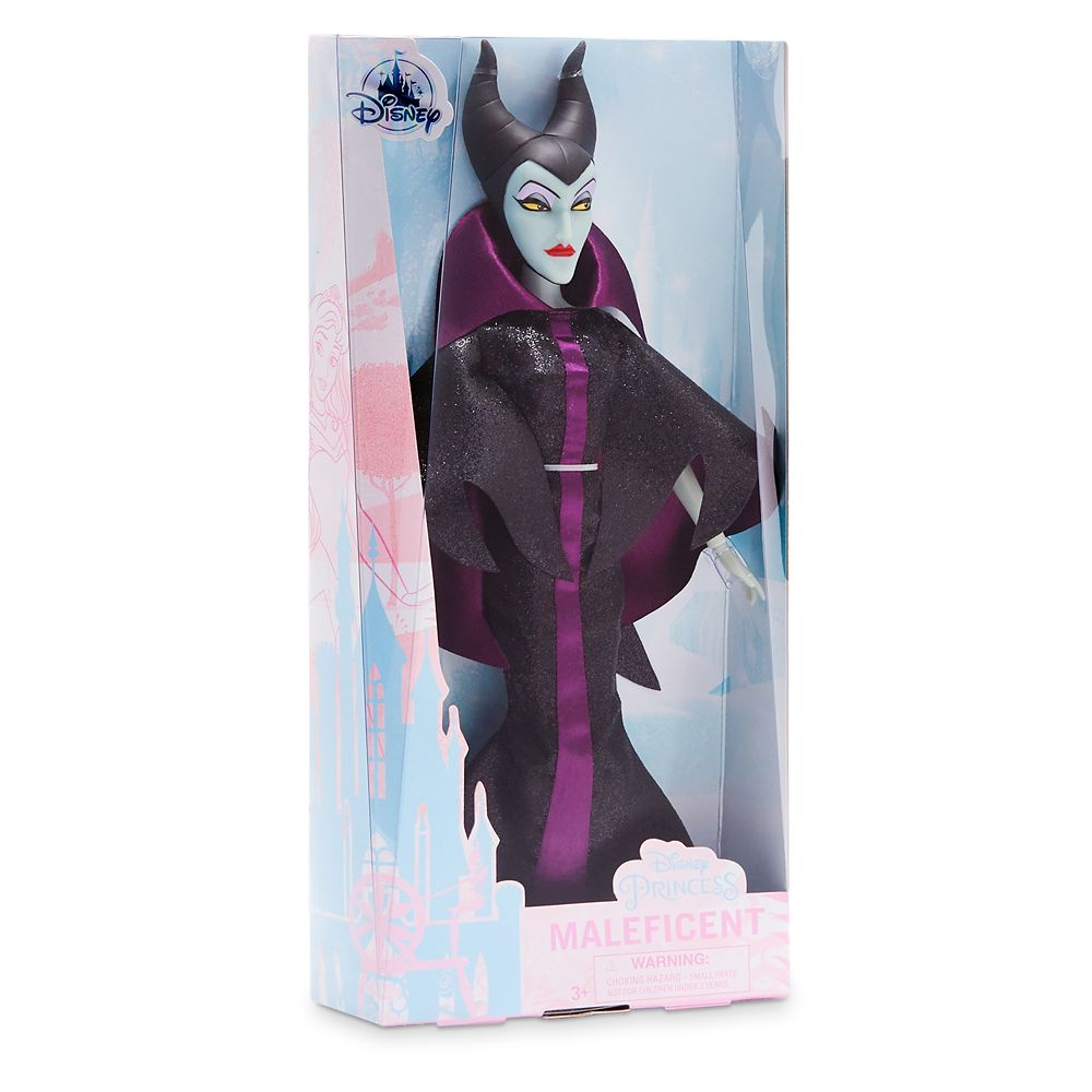 Maleficent Classic Doll – Sleeping Beauty – 12''