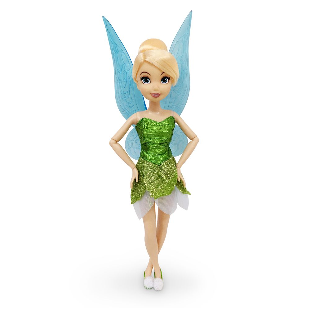 Tinker Bell Classic Doll –  Peter Pan – 11 1/2''