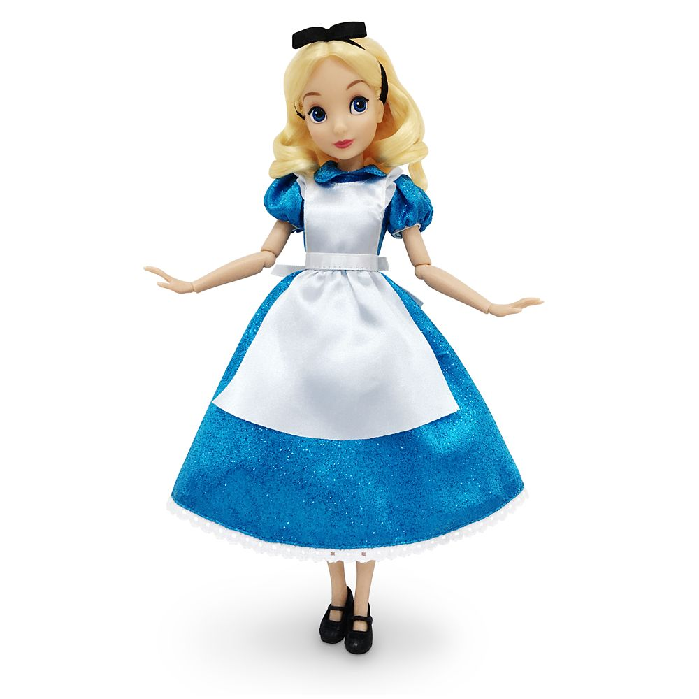 Alice Classic Doll – Alice in Wonderland – 10''