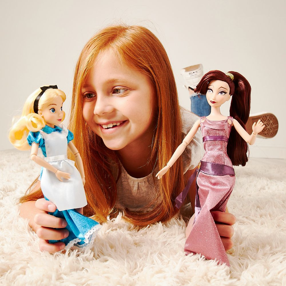 Alice Classic Doll – Alice in Wonderland – 10''