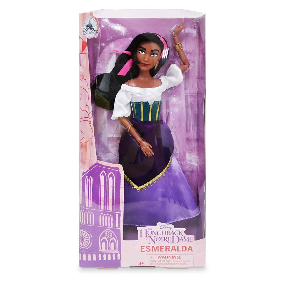 Esmeralda Classic Doll – The Hunchback of Notre Dame – 11 1/2''