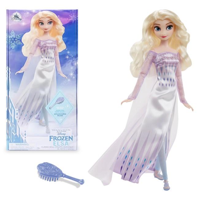 Elsa Classic Doll – Frozen 2 –11 1/2''