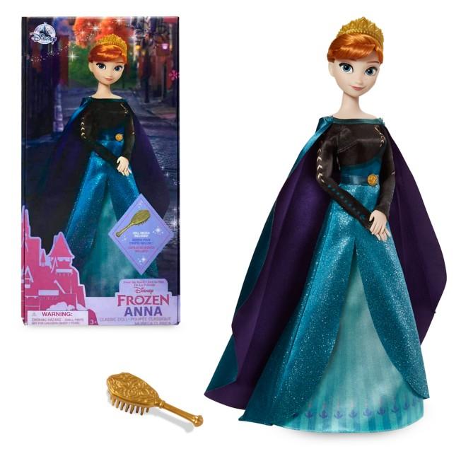 Anna Classic Doll – Frozen 2 – 11 1/2''
