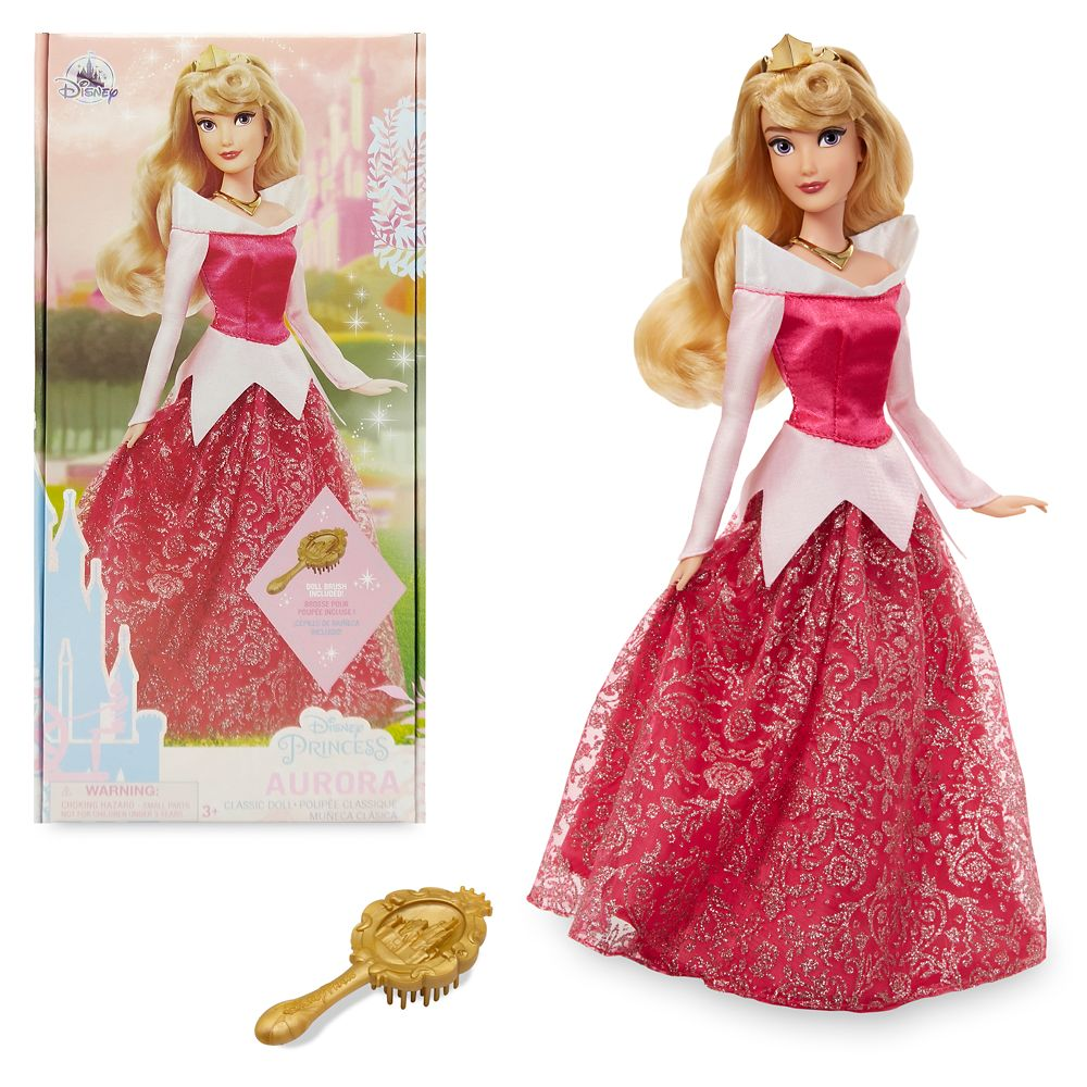 Aurora Classic Doll – Sleeping Beauty – 11 1/2''