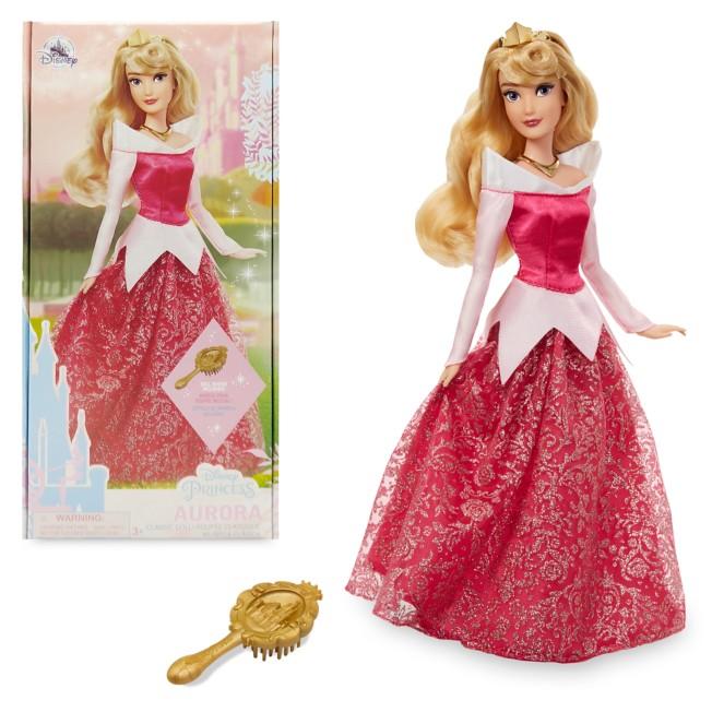 Aurora Classic Doll – Sleeping Beauty – 11 1/2''