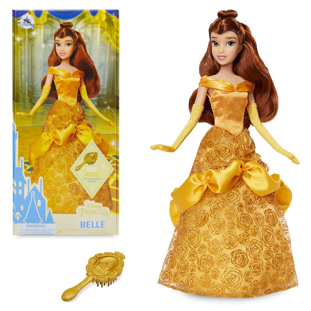 Belle Classic Doll – Beauty and the Beast – 11 1/2''