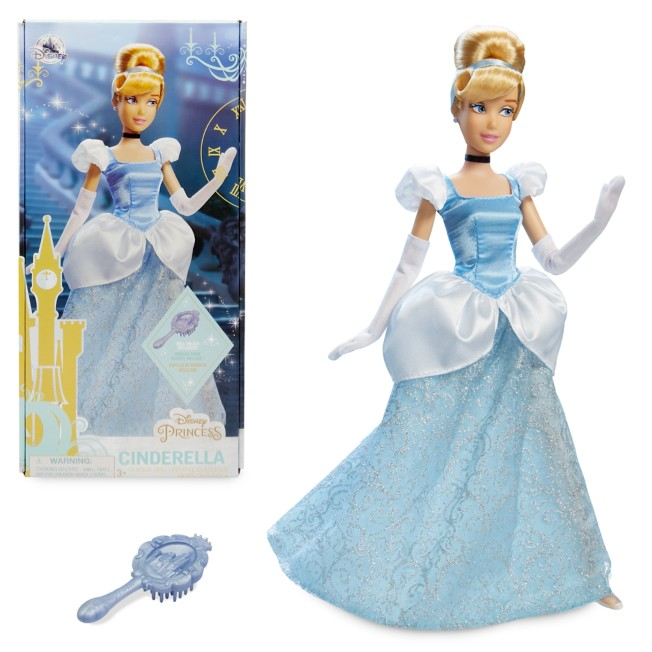 Cinderella Classic Doll – 11 1/2''
