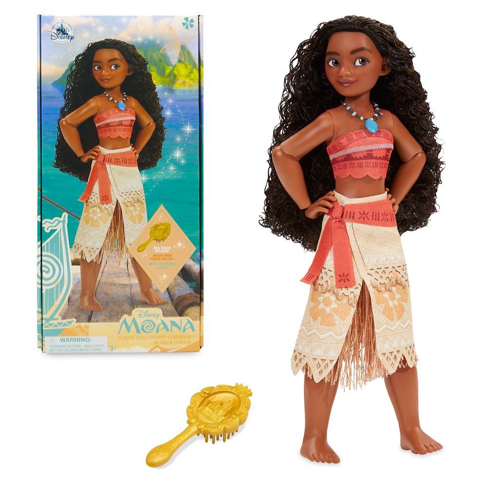 Moana Classic Doll – 10 1/2''