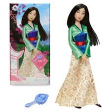 Mulan Classic Doll – 11 1/2''